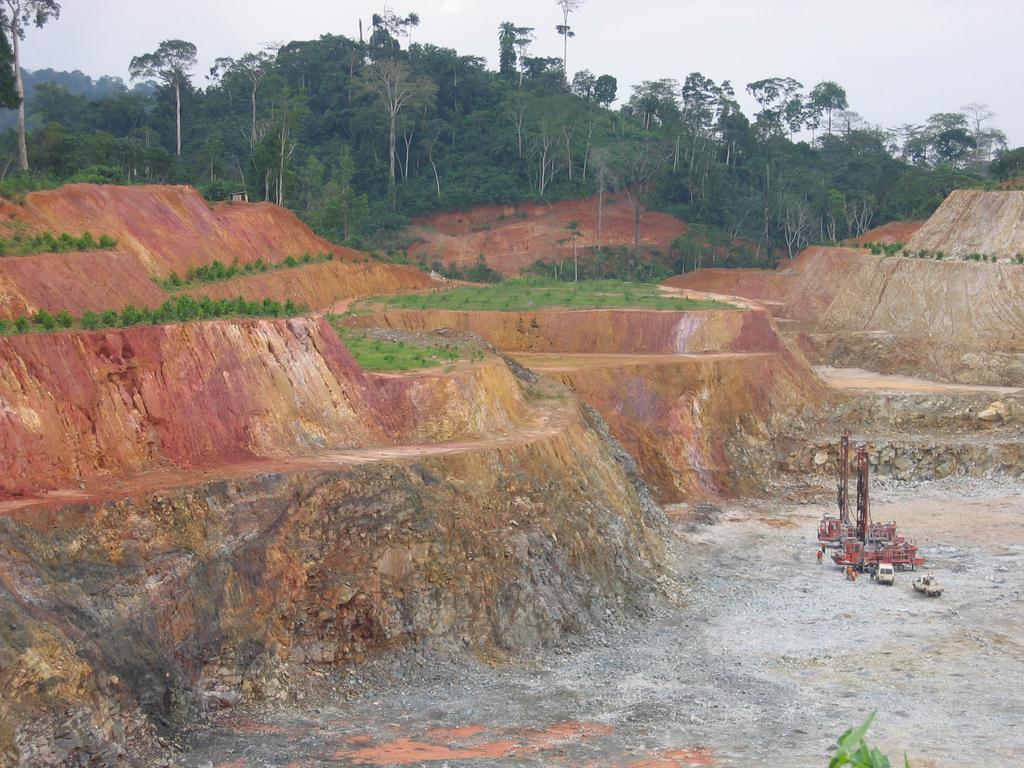 Ghana – Gold exploration