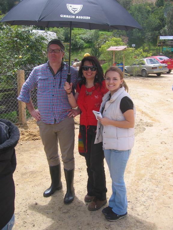 Field visit to Soacha