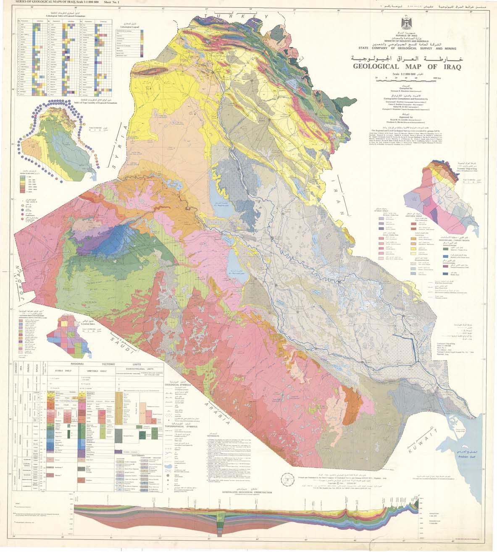 Iraq – Minerals sector development