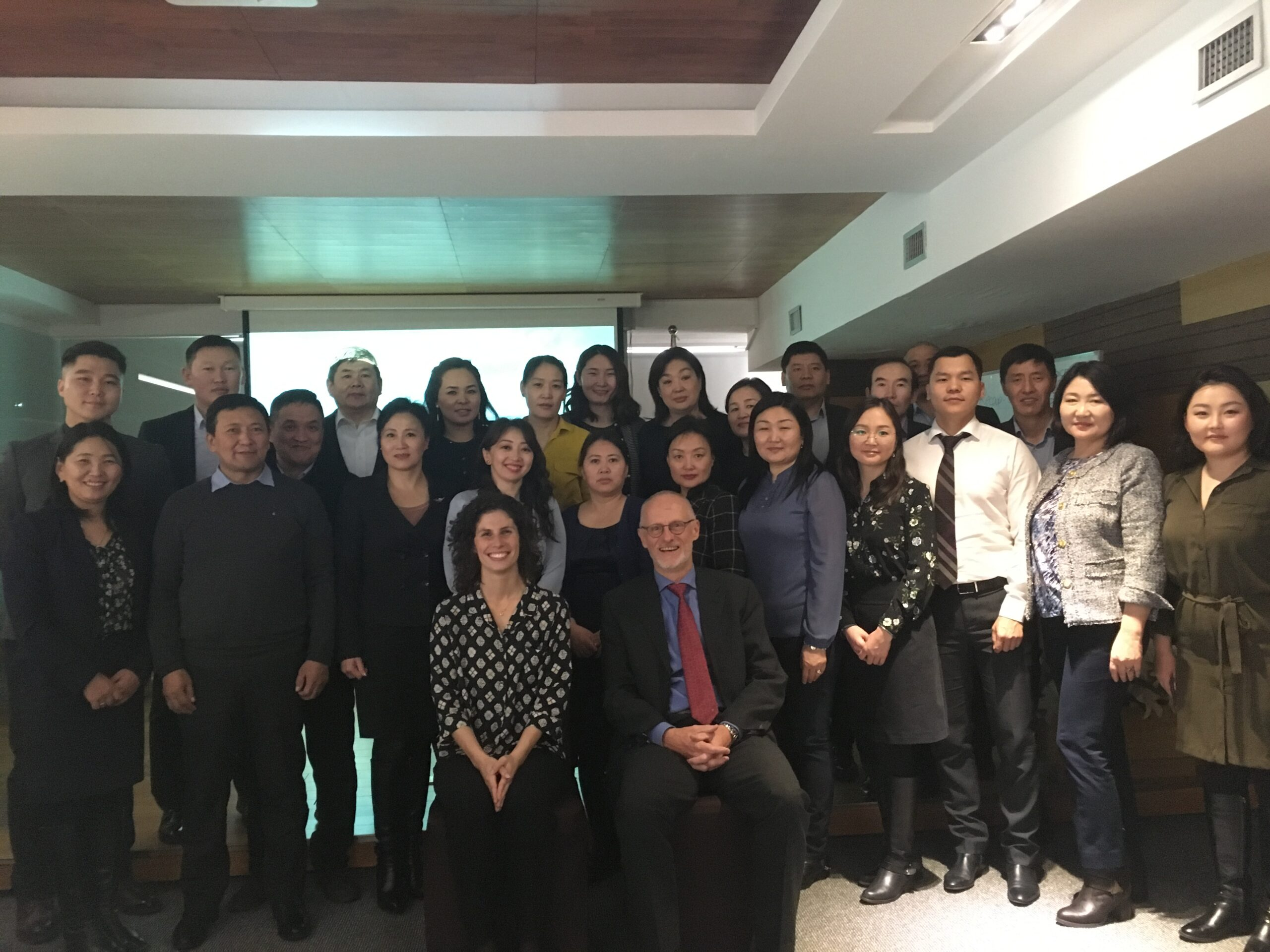 Mongolia – Mineral Export Valuation training