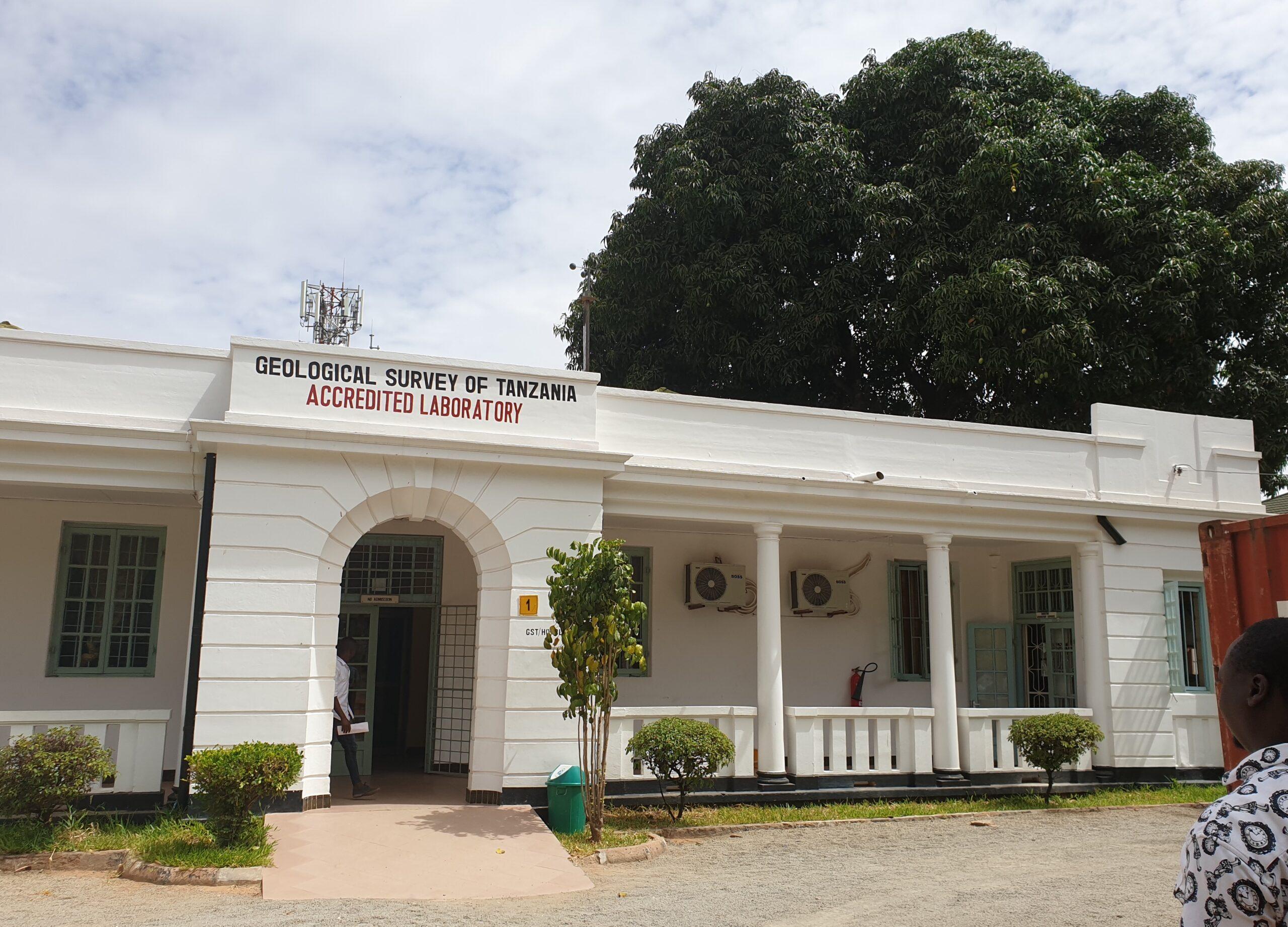 GST lab in Dodoma